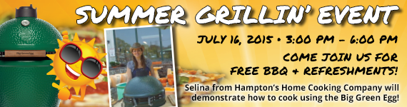 Thurber Lumber's Summer Grillin' Event