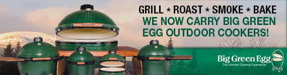 Big Green Egg Outdoor Cookers
